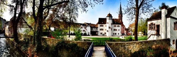 Das Markgrafenschloss in Emmendingen: Sitz und Sterbeort des Stadtgründers Markgraf Jacob III.