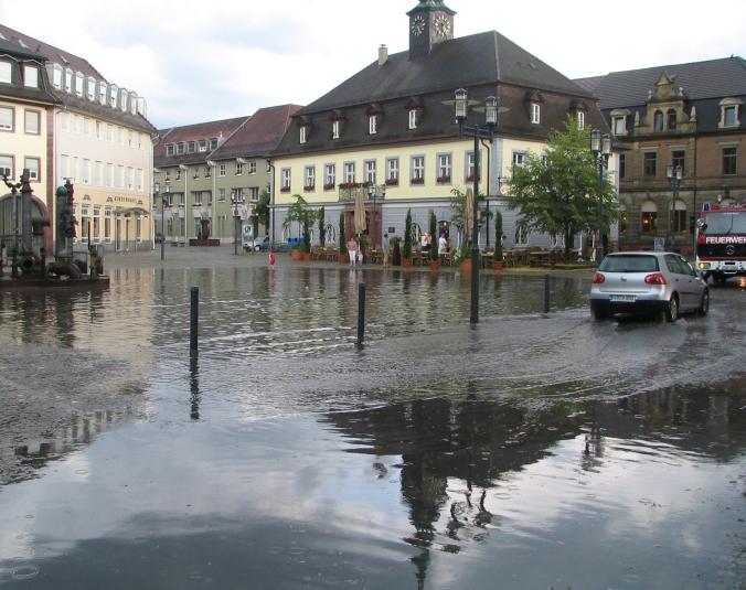 Marktplatz Emmendingen