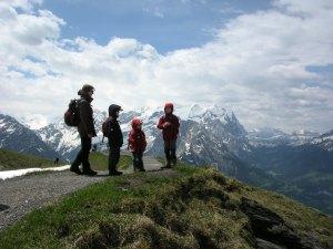 Gipfelglück mit Kindern: Aaaaameisenscheiße