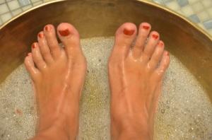 Entspannt, kraftvoll und energiegeladen: Füße sind plötzlich nicht mehr nur Füße