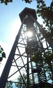 Emmendingens höchster Punkt: der Eichbergturm