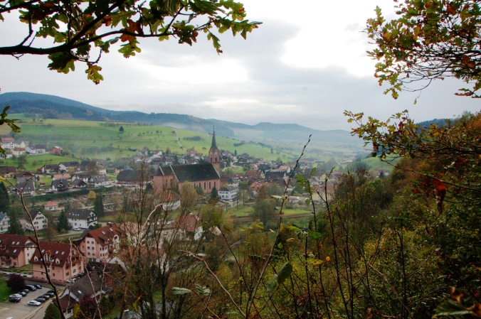 Oberharmersbach Hademar Waldwichtel Naturerlebnispfad Minigolf