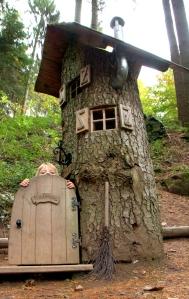 Auf den Spuren von Hademar Waldwichtel: Auf dem Walderlebnispfad ...