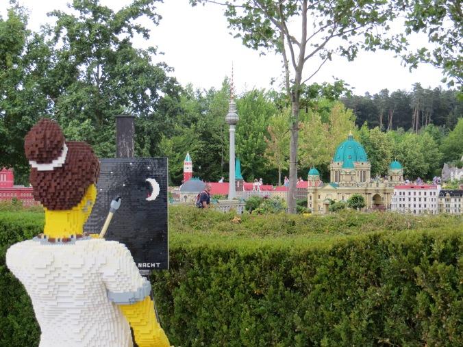 Im Reich der Steine: Legoland