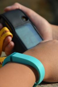 Der Spartanische: Fitbit Flex