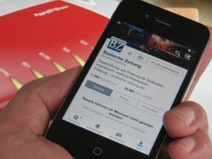 Kein Empfang im eigenen Heim: Tweets können im Moment nicht geladen werden.