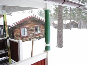 (K)ein Ort zum Verweilen: Ein Stückchen Schweden in Eis und Schnee - Bild: Anselm Bußhoff
