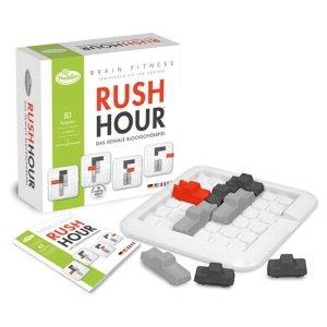 Rush Hour kann sowohl analog ...