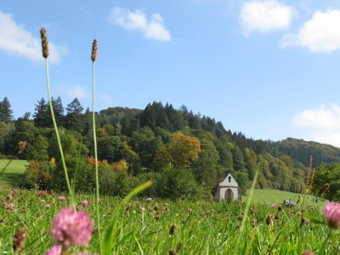 Herbststimmung im Tennenbacher Tal