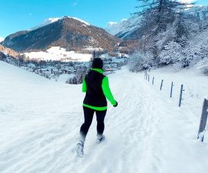 Ein Wintermärchen: Urlaub im Schnee - Bild: Anselm Bußhoff