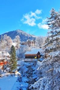 Es hat geschneit: Winterglück statt grau-braunes Elend - Bild: Anselm Bußhoff