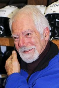 Wer hat's erfunden? Der Präsident der Skateline Albula – Giorgio Bossi. Bilder: Anselm Bußhoff