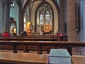Pfarrkirche St. Bonifatius in Emmendingen - Bild: Anselm Bußhoff